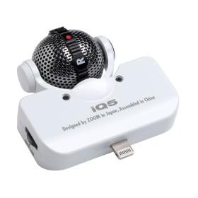 Zoom iQ5 stereomikrofon för iPhone/iPad