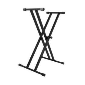 On-Stage Stands KS7191 dubbel-X keyboardstativ
