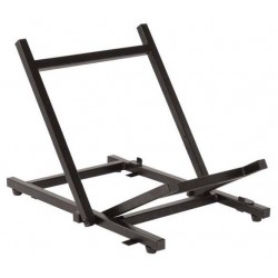 On-Stage Stands RS4000 - Folding Tiltback Amp Stand (For Small Amps)