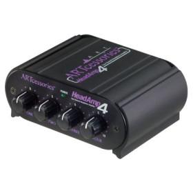 Art HeadAMP 4 - 4-kanals stereo hörlursförstärkare