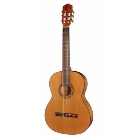 Klassisk gitarr Salvador Cortez CC-06 Student 4/4 Natural