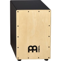 Meinl Black Cajon Maple MCAJ100BK-MA