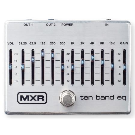 MXR M108S 10 Band EQ