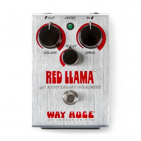 Way Huge® Red Llama™ 25th Anniversary Overdrive