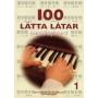 100 lätta låtar piano/keyboard 1