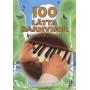100 lätta barnvisor piano/keyboard