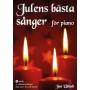 Julens bästa sånger för piano