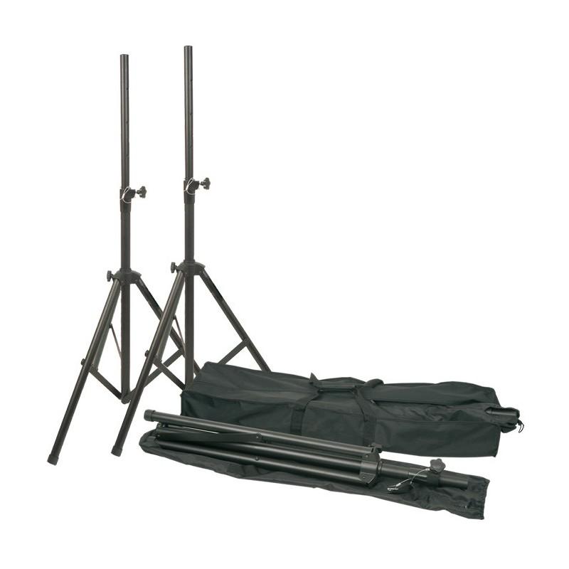 Vonyx Speakerstand Kit - 2x Speakerstand with Bag