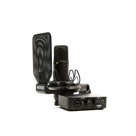RODE NT1 + Ai-1 - Complete Studio Kit
