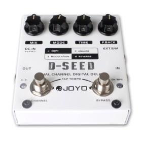 Joyo D-Seed - Dual Channel Digital Delay