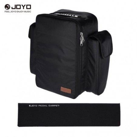 Joyo Pedal Bag incl. Pedal Carpet