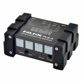 NU-X PLS-4 Line Switcher