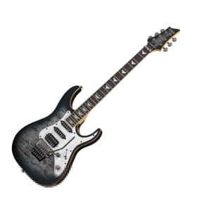 Elgitarr Schecter Banshee-6 Extreme Floyd Rose Charcoal Burst