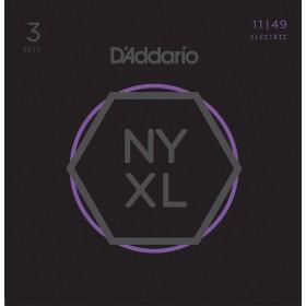 D'Addario NYXL1149-3P