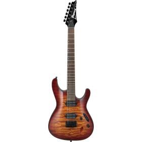 Elgitarr Ibanez S621QM-DEB