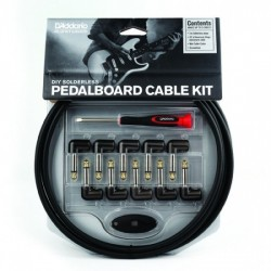 D'Addario PW-GPKIT-10 Pedalboard Cable Kit