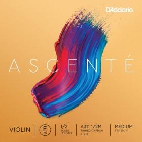 D'Addario Ascenté A311 1/2M E medium tension