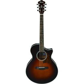 Westerngitarr Ibanez AE205-BS