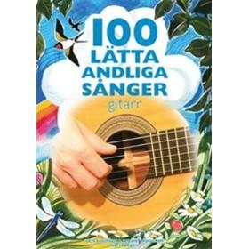 100 lätta andliga sånger - gitarr