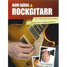 Kom igång - rockgitarr