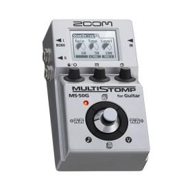 Zoom MS-50G Multistomp gitarr