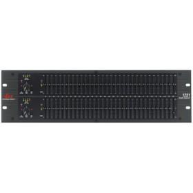 dbx 1231 2x31-bands grafisk equalizer