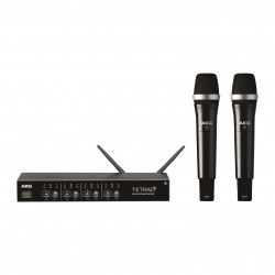 AKG DMSTetrad Vocal D5 Set EU