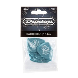 Dunlop Gator Grip 417P1.14 12-pack plektrum