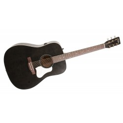 Westerngitarr Art & Lutherie Americana Faded Black Q1T