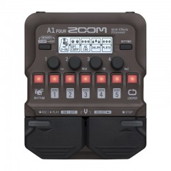 Zoom A1 Four Acoustic Effects Pedal