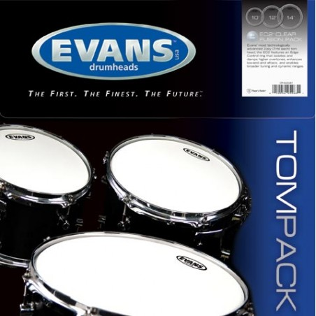 Evans Edge Control EC2S Clear Fusion Pack