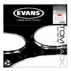 Evans Edge Control EC2S Clear Rock Pack