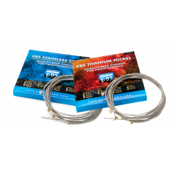 EBS Stainless Steel Bass Strings 45-128