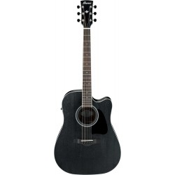 Acoustic Guitar Ibanez AW84CE-WK