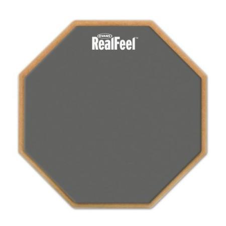 Evans RealFeel Practice Pad - RF12G.
