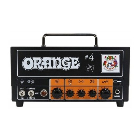 Orange Jim Root Terror JRTH