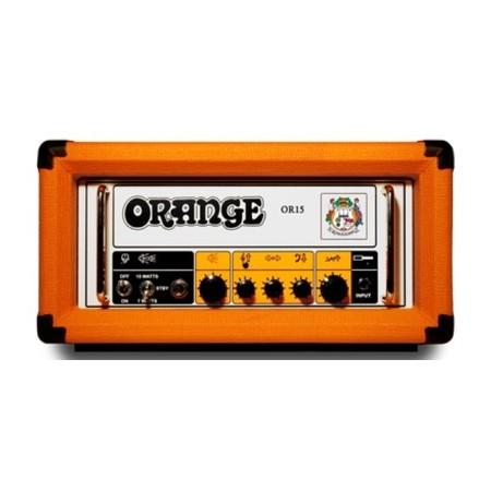 """Orange OR15 """"Pics Only"""" Head"""