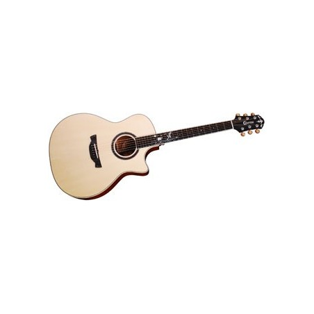 Acoustic Guitar Crafter Crane Birds-Series