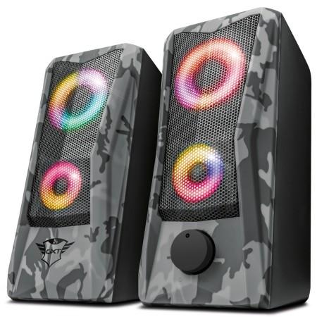 Trust GXT 606 Javv RGB 2.0 Gaming Speakers