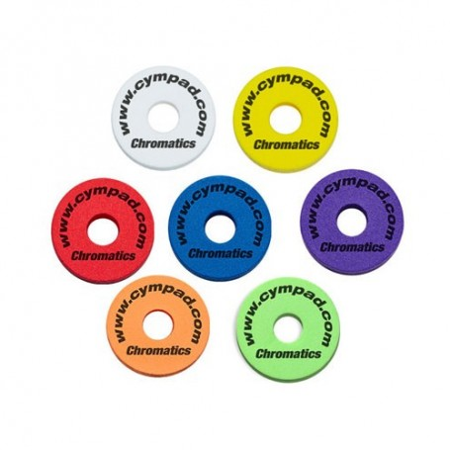 Cympad Chromatics Set 40/15 mm (5-p)