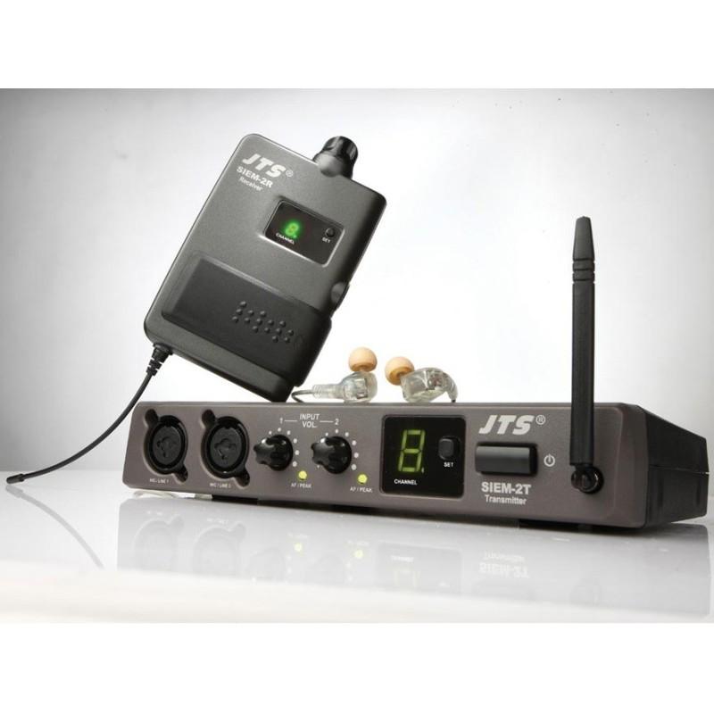 JTS SIEM-2T/SIEM-2R/IE-1 In-Ear System