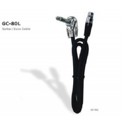JTS Instrument Cable GC-80L