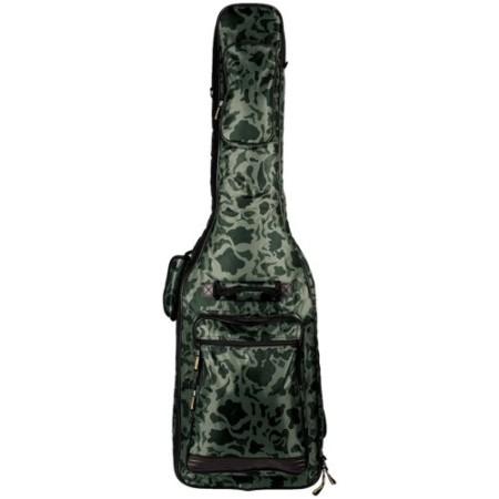 Rockbag DeLuxe Elgitarr kamouflagegrön