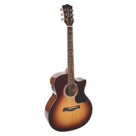 Acoustic Guitar Richwood G-40CESB Master Series Grand Auditorium Sunburst