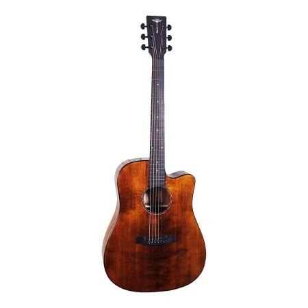 Acoustic Guitar Tyma D-3CE RS