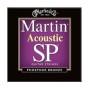 Martin MSP4050 Phosphor Bronze Custom Light