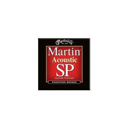 Martin MSP4100 Phosphor Bronze Light