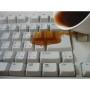 Damm och spillskydd för alla typer av tangentbord