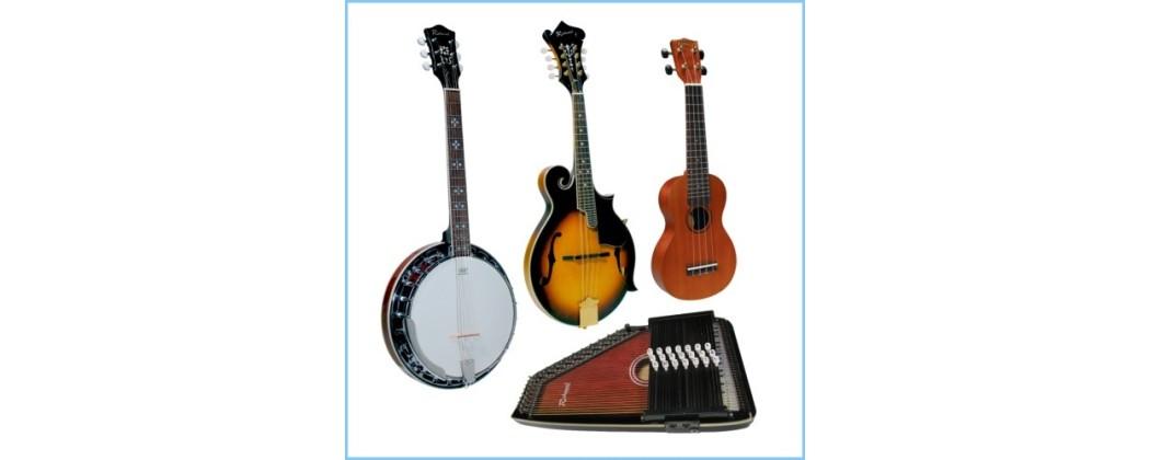 Övriga stränginstrument