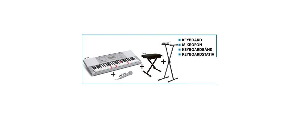 Keyboardpaket